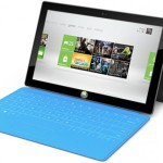 Nejmen tablet od Microsoftu Xbox Surface